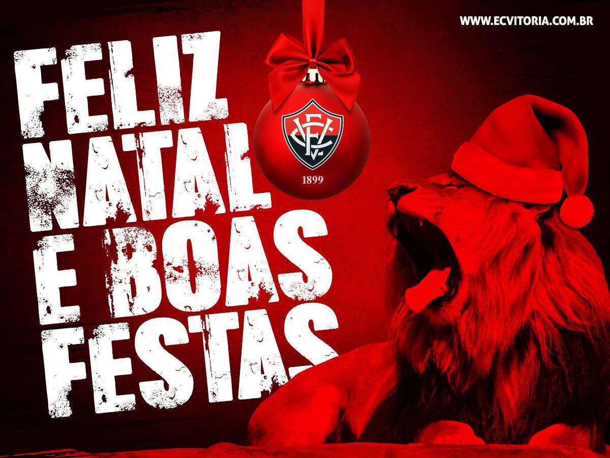 FELIZ NATAL!   Esporte Clube Vitória - Site Oficial.