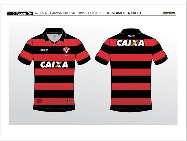 O Esporte Clube Vitória informa que está na expectativa do enxoval Topper  para os atletas da base que 8e73a89caf101