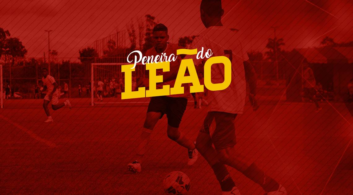 PENEIRA DO LEÃO   Esporte Clube Vitória - Site Oficial 307bab33a65cf
